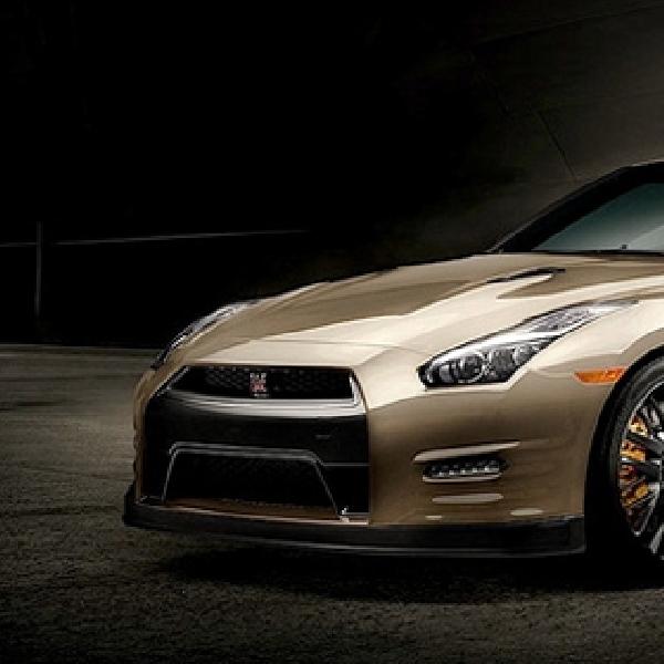 Performa Nissan GT-R Bakal Lebih Kencang