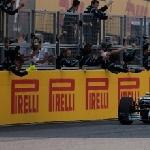 F1: Hamilton Samai Rekor Senna di Suzuka