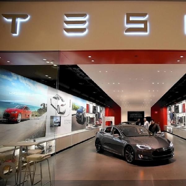 Tesla Bangun Pabrik Baru di Belanda
