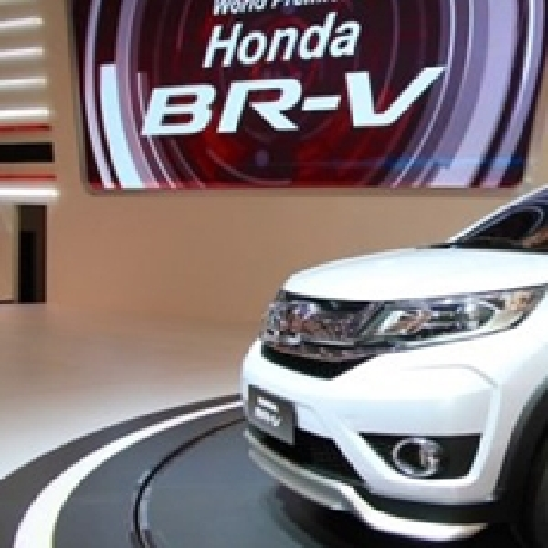 Setelah Indonesia, Honda BR-V Diboyong ke India