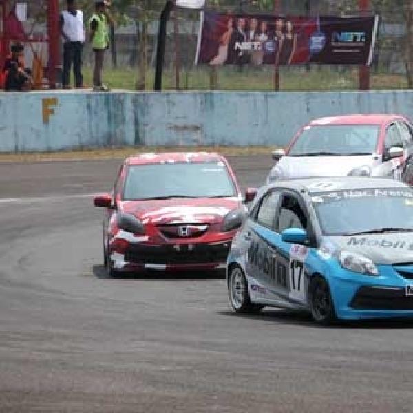 Rio SB Berhasil Bawa Juara Honda di Sentul
