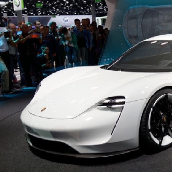 Porsche Luncurkan Mobil Listrik Pertama