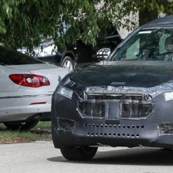 Menjelang Peluncuran, Maserati Levante Rajin di Uji