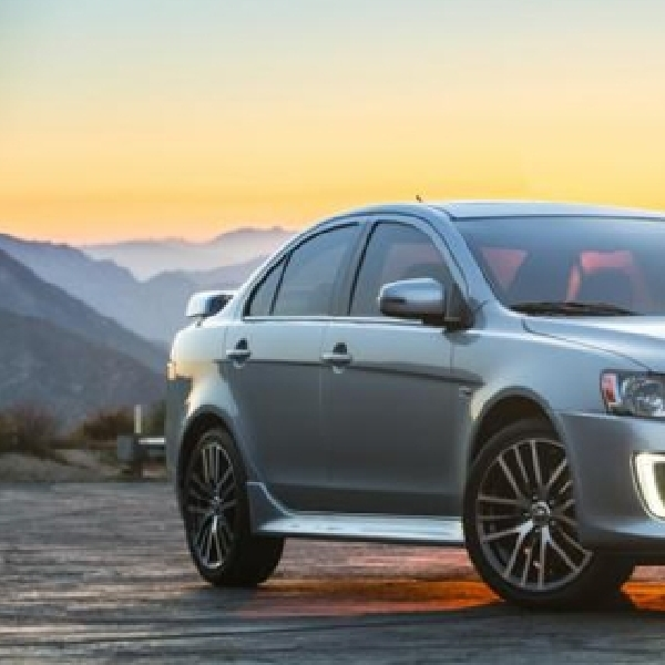 Mitsubishi Lancer Facelift 2016 Dikenalkan Lewat Video