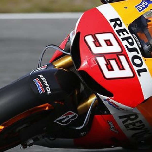 MotoGP: Marquez Akhirnya Tumbang