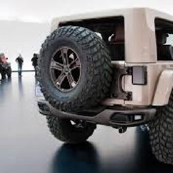 Mengintip Ketangguhan Jeep Wrangler Anyar 2017