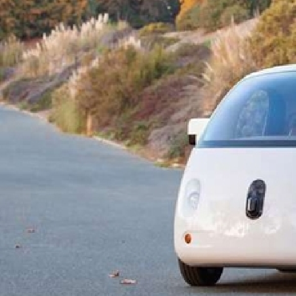 Google Mulai Cari Partner Untuk Kembangan Mobil Otonom