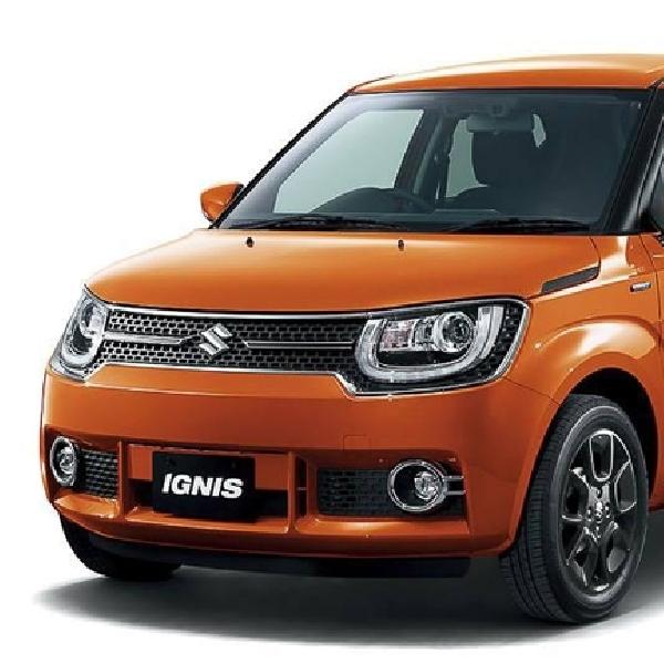 Suzuki Ignis akan Terungkap di Tokyo Motor Show 2015