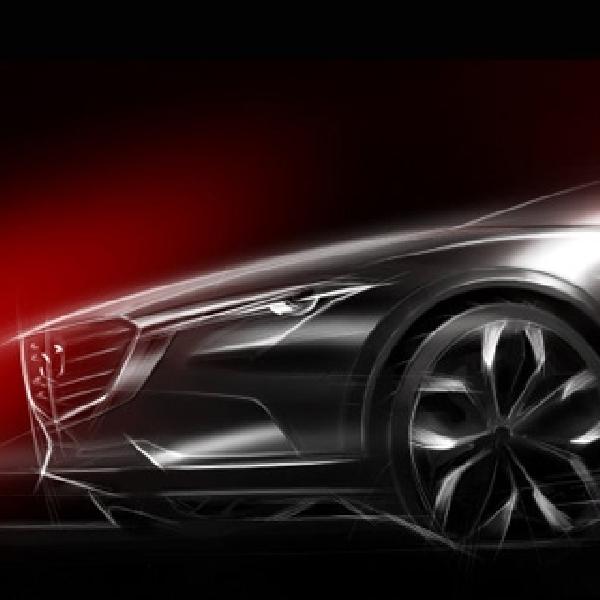 Konsep Crossover Mazda Akan Muncul di Tokyo Motor Show