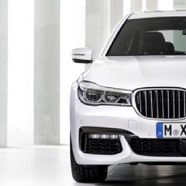 Inilah Lima Teknologi Terdepan BMW Seri 7