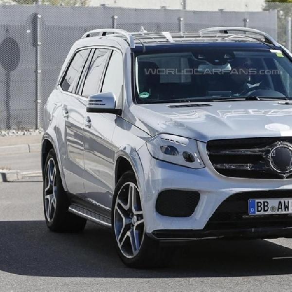 Mercedes-Benz Siapkan SUV Baru Selanjutnya