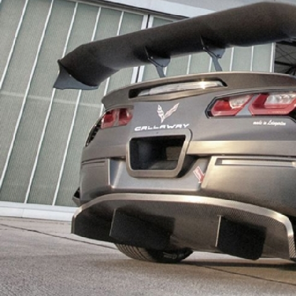 Chevrolet Corvette C7 GT3-R Modifikasi Callaway Competition