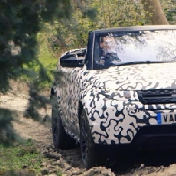 Pembuktian Ketangguhan Range Rover Evoque Cabrio