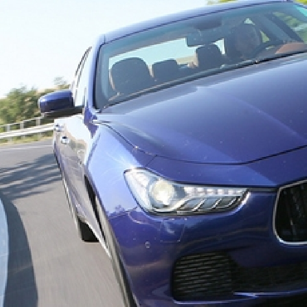 Penjualan Lesu, Maserati Berhenti Produksi Sementara