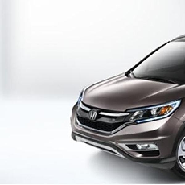 Honda CRV Spesial Edition Meluncur di Amerika Serikat
