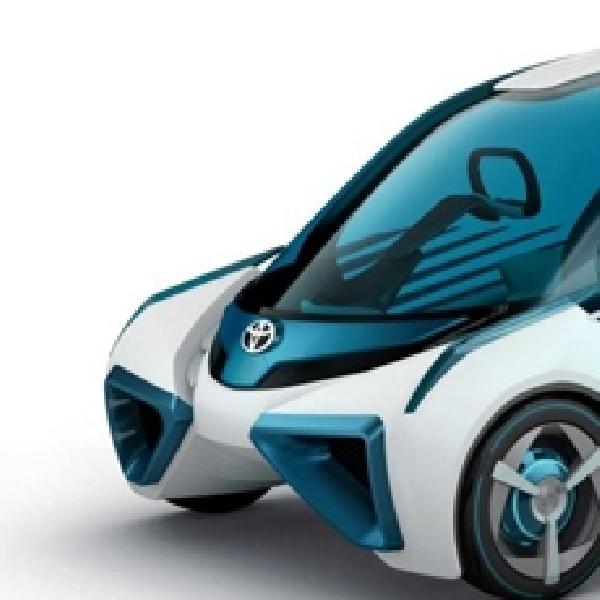 Toyota Rilis Gambar Mobil Pintar Ramah Lingkungan