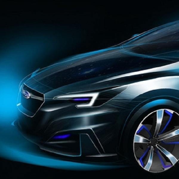 Subaru Akan Kenalkan Konsep Impreza 5 Pintu
