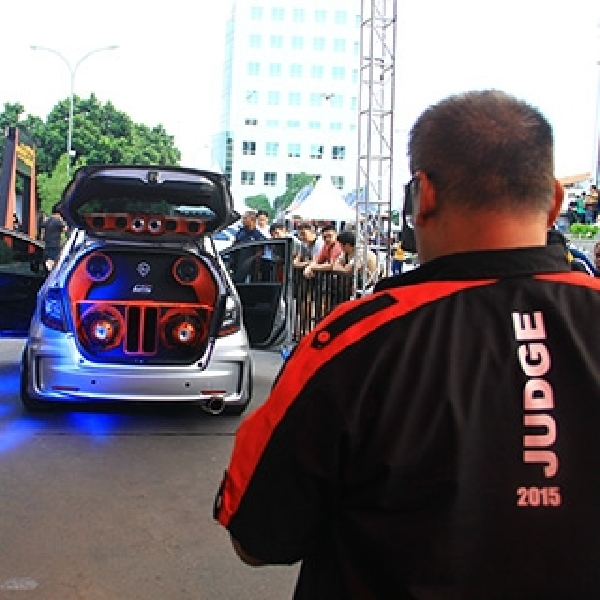 Kontes Dyno dan Sound BlackAuto Battle 2015 Seri Bandung Kehilangan Jagoan-Jagoannya
