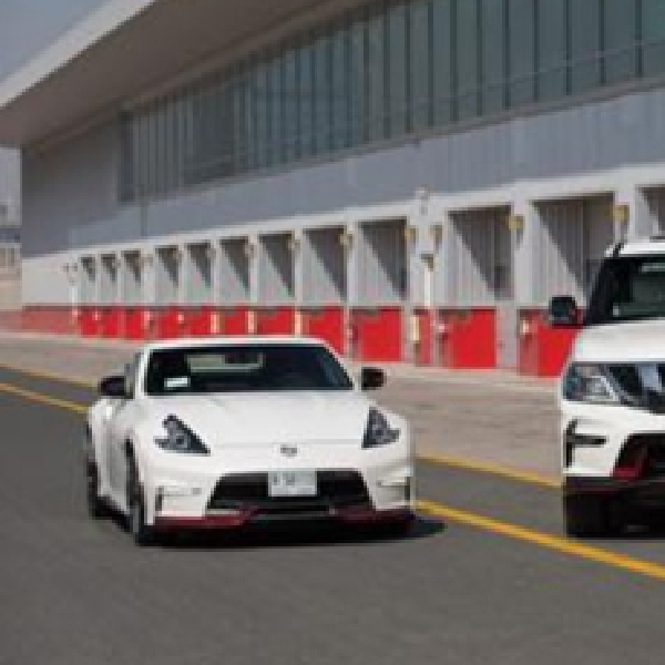 Nissan Hadirkan Patrol Versi Nismo di Timur Tengah