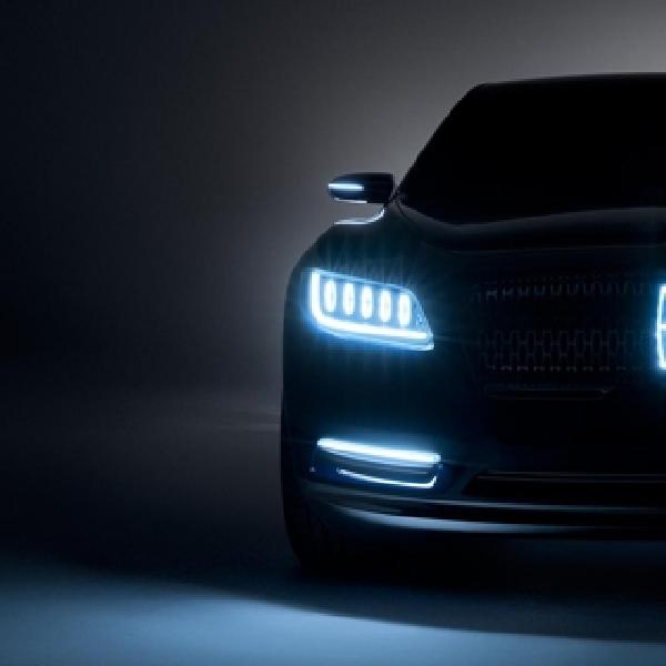 Lincoln Continental 2017 Rilis Awal Tahun Depan