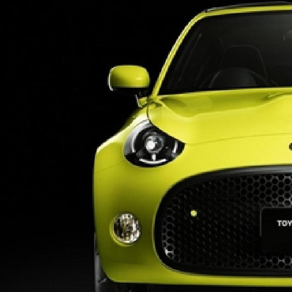 Jelang Debut Perdana, Spesifikasi Toyota Konsep S-FR Mulai Bocor