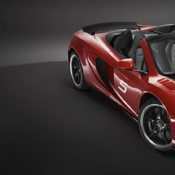 McLaren Kenalkan 650S Spider Edisi Terbatas