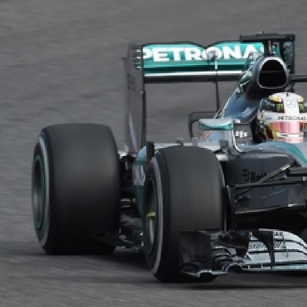 F1: Mercedes Kenalkan Desain Sayap Baru