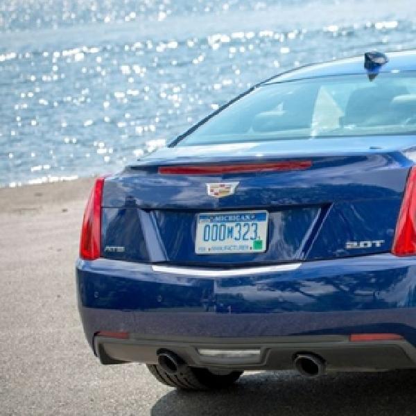 Cadillac CTS dan ATS Sedan 2016 Tawarkan Efisiensi Bahan Bakar