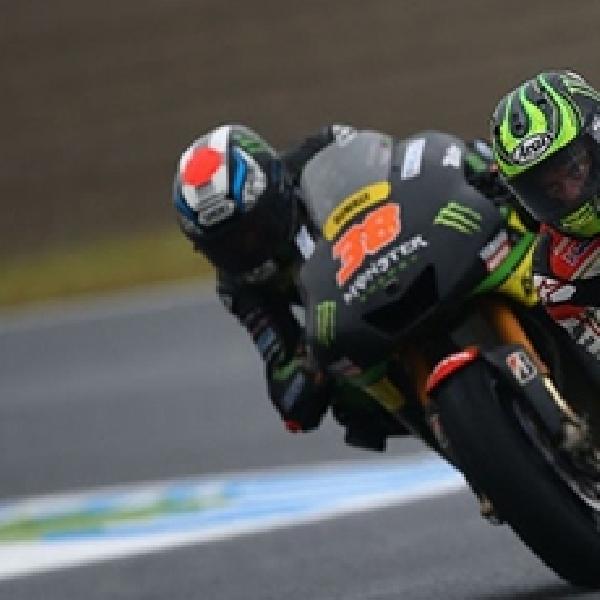 MotoGP: Crutchlow Senang Tapi Kecewa