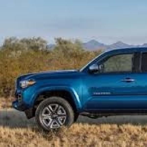 Masalah Airbag, Toyota Recall Ratusan Unit Tacoma