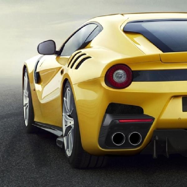 Ferrari F12tdf Lebih Bengis dari F12berlinetta