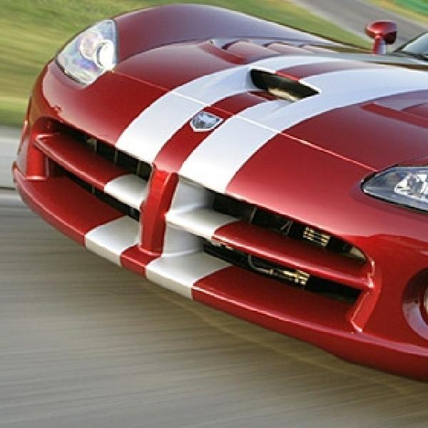Produksi Dodge Viper Mulai Dihentikan
