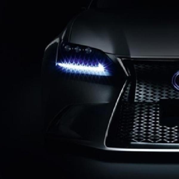 Next Generation Lexus LS Diungkap Akhir Bulan Ini