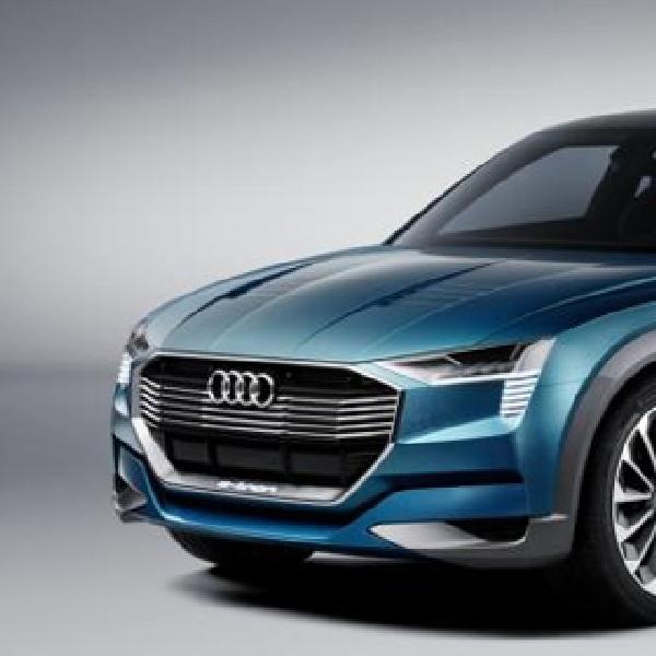 Audi Q6 Diproduksi di Belgia