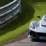 Menyiksa Lotus 3-Eleven di Nurburgring