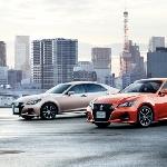 Toyota Crown 2016 Datang dengan Varian TRD