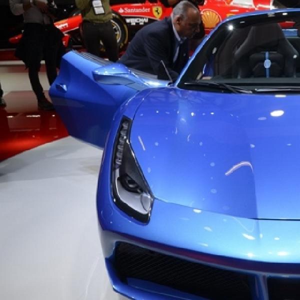 Ferrari Bakal Naikan Kapasitas Produksi