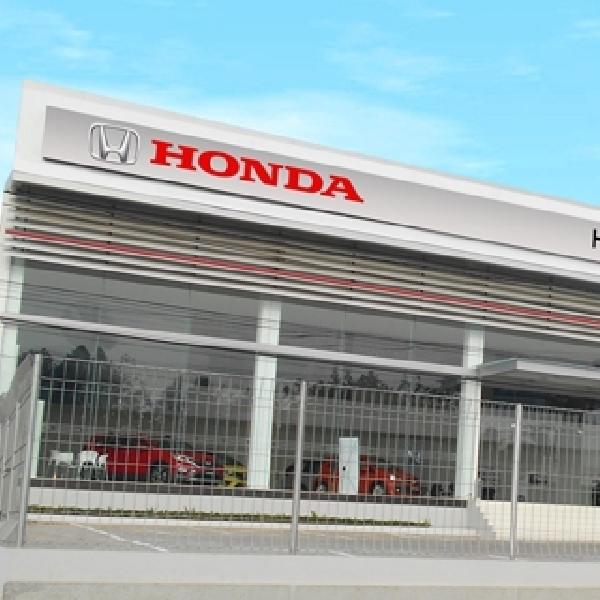 Honda Resmikan Dealer ke-109