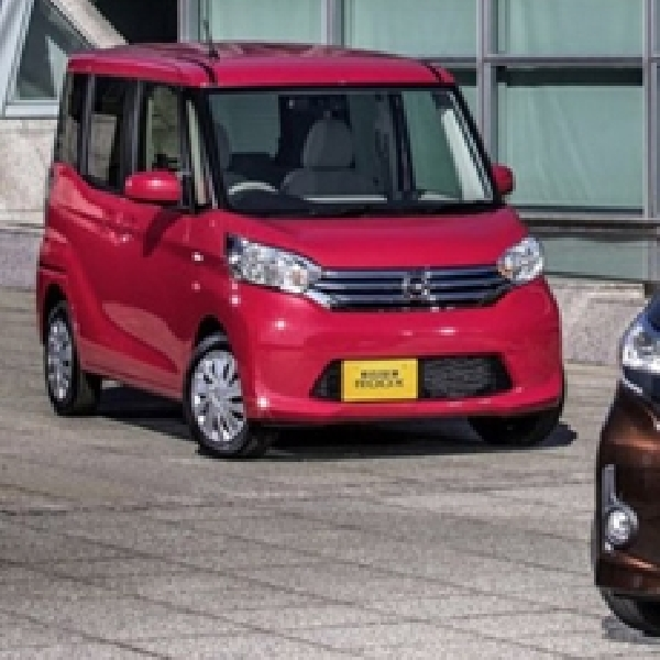 Nissan dan Mitsubishi Sedang Kembangkan Mobil Mungil