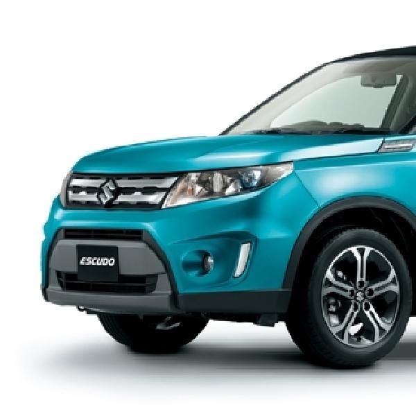 Generasi Terbaru Suzuki Vitara Rilis di Jepang Pakai Mesin 1.6L