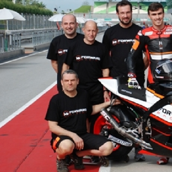Inikah Alasan Forward Racing Cabut ke Superbike?