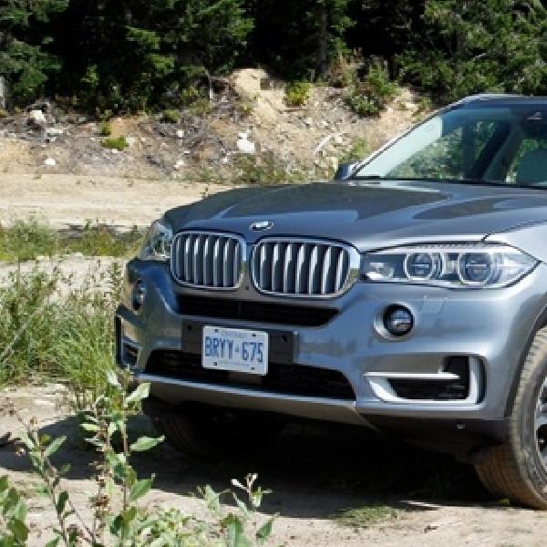 BMW Rayakan 30 Tahun Sistem AWD