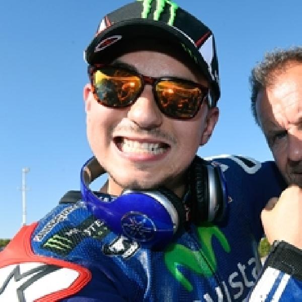MotoGP: Rossi Adalah Pebalap Pantang Menyerah
