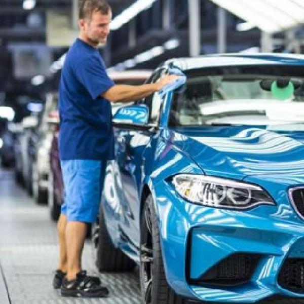 Mobil Balap BMW M2 Mulai DiProduksi