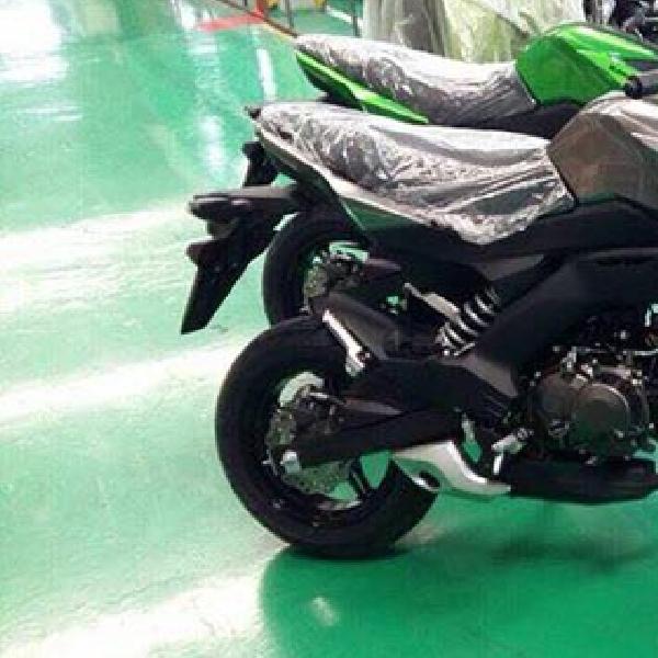 Kawasaki Z125, Penantang Honda Grom Akan Segera Lahir