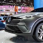 Toyota Ungkap Produksi C-HR Maret 2016