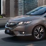 Greiz Kembaran Honda City di Cina