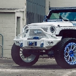 Modifikasi Jeep Wrangler MC Custom - Hapus DNA Offroad