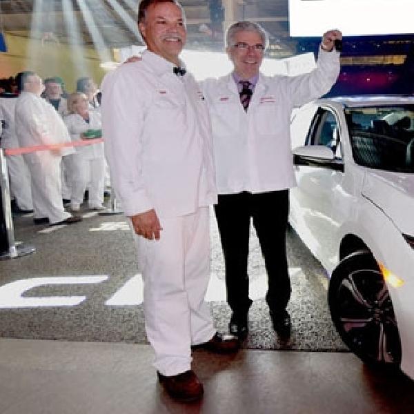 Honda Civic Teranyar Mulai Gebrak Pasar Amerika