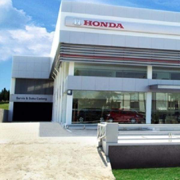 Honda Resmikan Dealer Pertama di Kendari